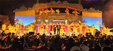Hoi An gets set to host regional choir competition
