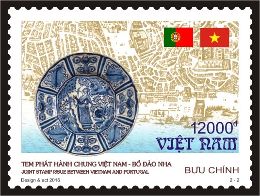 Vietnam, Portugal release stamp set celebrating 500 years of bilateral trade - Ảnh minh hoạ 2
