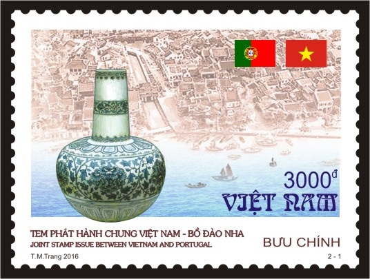 Vietnam, Portugal release stamp set celebrating 500 years of bilateral trade