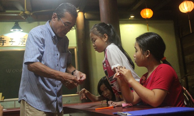 Childhood Japanese lessons in the heart of Hội An city - Ảnh minh hoạ 3